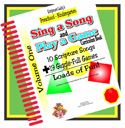 Scripture Lady <i> Sing a Song and Play a Game Book</i> Volume One